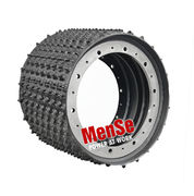 Steel feed wheel 22x20 for Tigercat 575 harvester heads