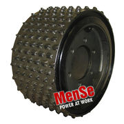 Flexible feed roller 22x13 for Komatsu (Valmet) 960 & 965 harvester heads