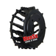 V-TEC feed roller for Valmet 330 and Nisula 500 harvester heads