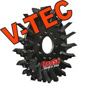 V-TEC feed roller for Ponsse H6/H7/H8 harvester heads