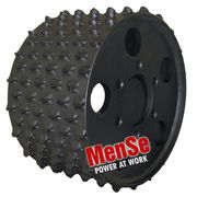 Steel feed wheel 22x13 for Komatsu 945 harvester heads