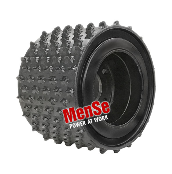 Flexible feed roller 22x13 for LogMax 4000 harvester heads