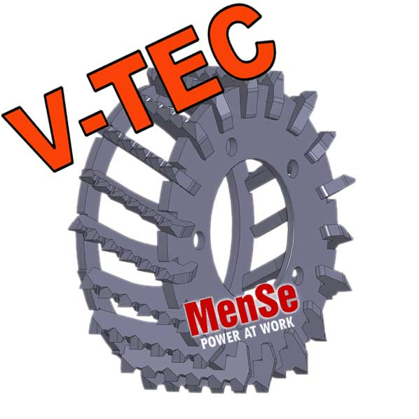 V-TEC feed wheel AFM 75