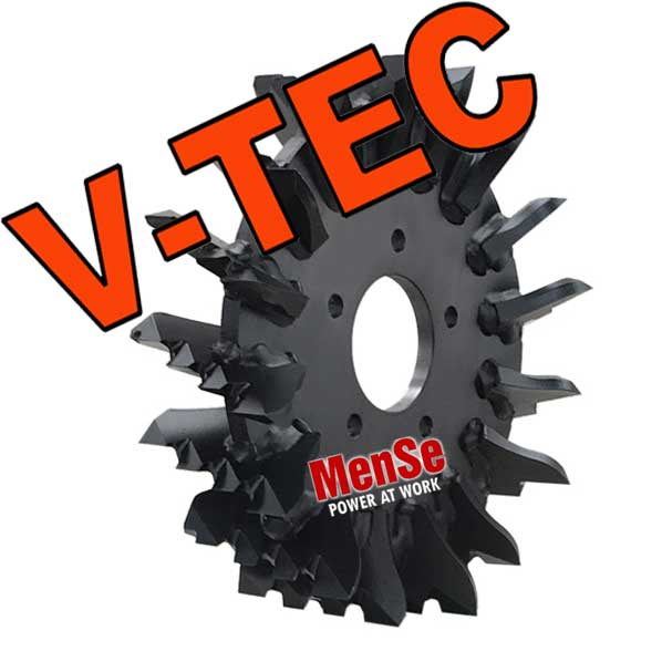 V-TEC feed wheel John Deere H412