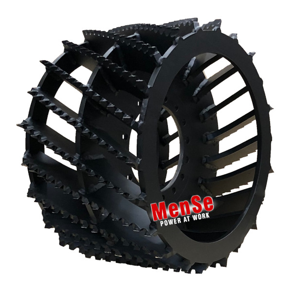 V-TEC feed wheel Logmax 7000