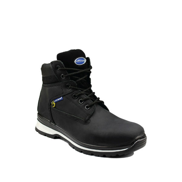 Safety Shoes Lavoro E10 S3 Black