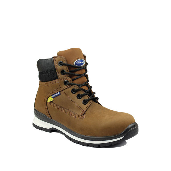 Safety Shoes Lavoro E17 S3 Brown